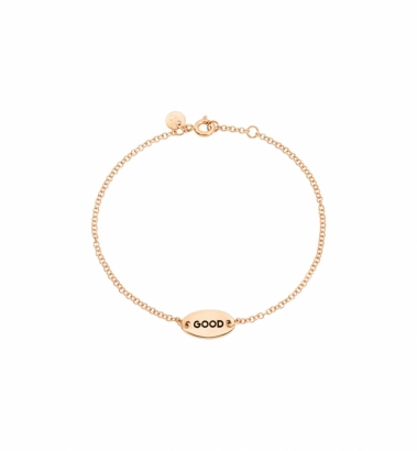Bracciale - Tags - Good - Oro Rosa